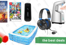 Photo of $50 Switch Titles, Fitbit Ones, Touchless Soap Dispensers, and More